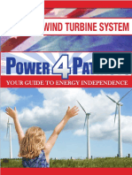 Wind Turbine Manual