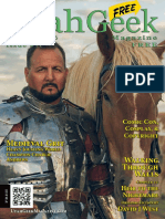 Utah Geek Magazine #11 (Jul-Aug-2016)