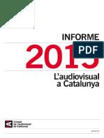 Informe Audiovisual 2015
