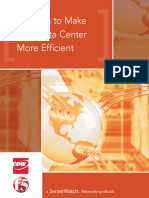 Cdw-0050-40 Ways to Make Your Data Center More Efficient - Copy