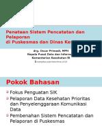 1. Kepala Pusat Data Dan Informasi