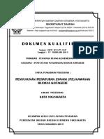 Dokumen Prakualifikasi PZ Kotagede