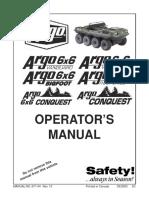 66 Argo Operators Manual v1