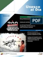 Unesco Al Dia No 8