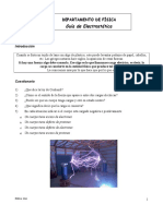 Guía Electrostática 2016