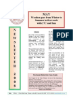 May Newsletter 08