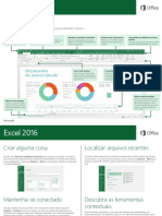 Excel 2016 Quick Start Guide