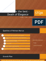 Group5 - Neimen Marcus case - quest for the best - death of  elegance.pptx