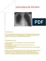 Le Kyste Hydatique Du Poumon