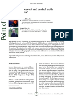 Ziller, S. R. & S. Zalba. 2007. Natureza & Conservação, 5(2), 78-85