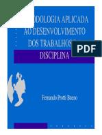 Metodologias - Fichamento