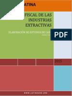 Elusión de Las Industrias Extractivas en América Latina
