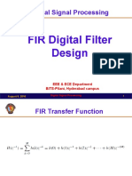 Ch10_FIr_ Filter Design_structure_Lecture.ppt