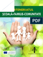 Parteneriat Scoala-familie ISE