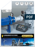 Alinhador de Eixos E540 - Easy-Laser