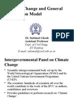 Class GCM Climate Change