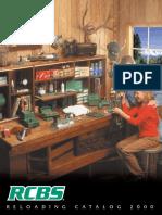 2000 Rcbs Catalog