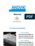 Motores Mercedes Benz