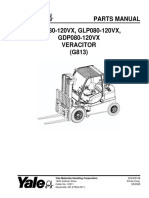 GP15N GP35N IC Pneumatic Trucks Electronic Sales Manual
