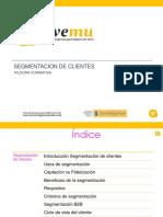 Segmentacion de Clientes Pildora Formativa
