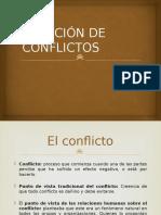 Solución de Conflictos gth
