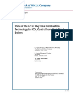 State of the Art of Oxy-Coal