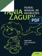Filhos, Manual de Instrucoes - Zagury