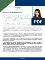 Profile in Public Integrity - Cynthia Carrasco - August 2016