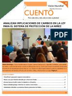 Boletín Recuento, Agosto 2013