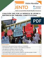Boletín Recuento, Octubre 2013