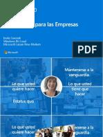 Windows 10 Para Las Empresas
