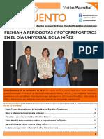 Boletín Recuento, Diciembre 2013