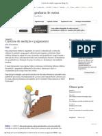 Critérios de Medição e Pagamento _ Blogs Pini