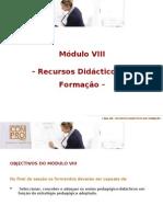 Recursos Didácticos na Formação_REVISTO