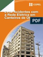 Acidentes Com a Rede Eletrica Em Canteiros de Obras
