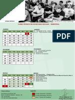2016 1 Secretaria Escolar Calendário