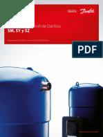 Instalacion compresores Danfoss