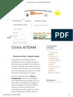 Ciclos de Evangelismo y Consolidacion _ AITEAM _ IAFCJ