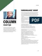 FNVColumn6-Gordoniaanse-knoop