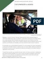 11-07-16 'Volantea' Pavlovich en orientación a usuarios de carreteras. -Opinión Sonora