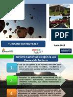 1 Turismo Sustentable en Proyectos