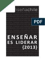 Libro Enseñar Es Liderar Digital 2013