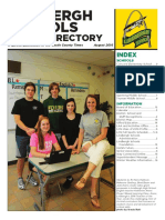 Lindbergh School District Directory 2016-17