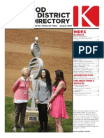 Kirkwood School District Directory 2016-17