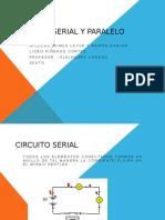 Circuito Serial y Paralelo Jaimes y Darian