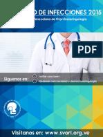 Consenso Infecciones 2015 ORL