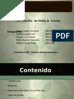 1.4 Filosofia de Philip B. Crosby.pptx