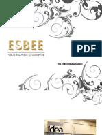 Esbee BrandBook Gallery