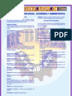 INCAS  ORGANIZACIÓN  SOCIAL -  ECONOMICO Y ADMINISTRATIVA