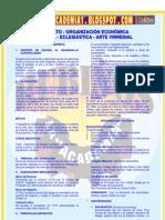 VIRREINATO  ORGANIZACIÓN ECONÓMICA CULTURAL - ECLESIÁSTICA - ARTE VIRREINAL